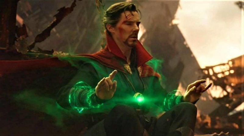 Doctor Strange Masa Depan Infinity War