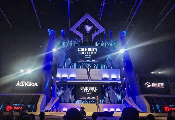 Event garena world 2019