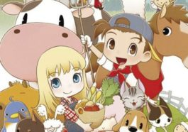 Harvest moon friends of mineral town switch
