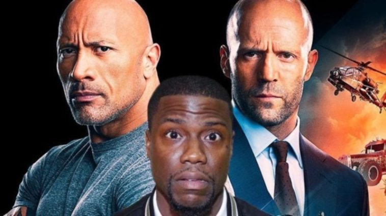 Hobbs And Shaw Kevin Hart