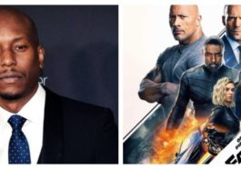 Hobbs And Shaw Tyrese Gibson