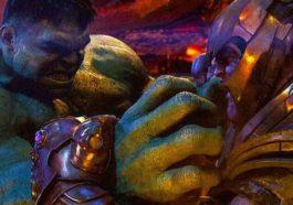 Hulk Thanos Endgame