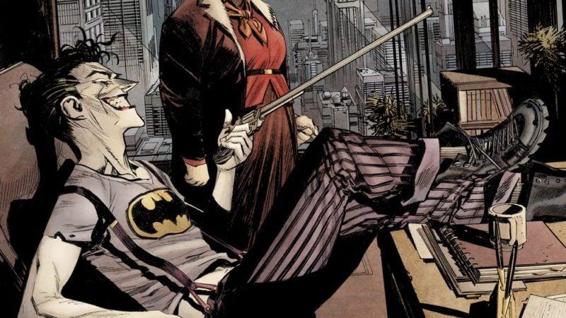 Joker Batman The Curse Of The White Knight