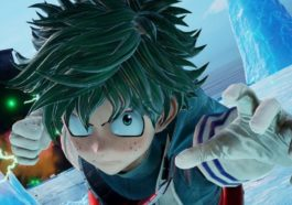 Jump force izuku midoriya my hero academia