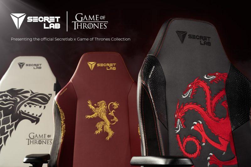Kursi gaming game of thrones