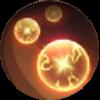 Lighting bomb