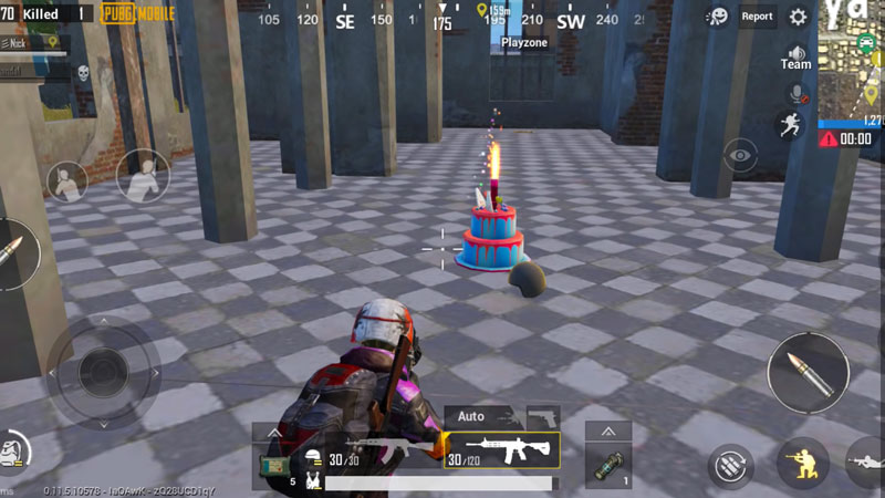 Lokasi birthday cake 3