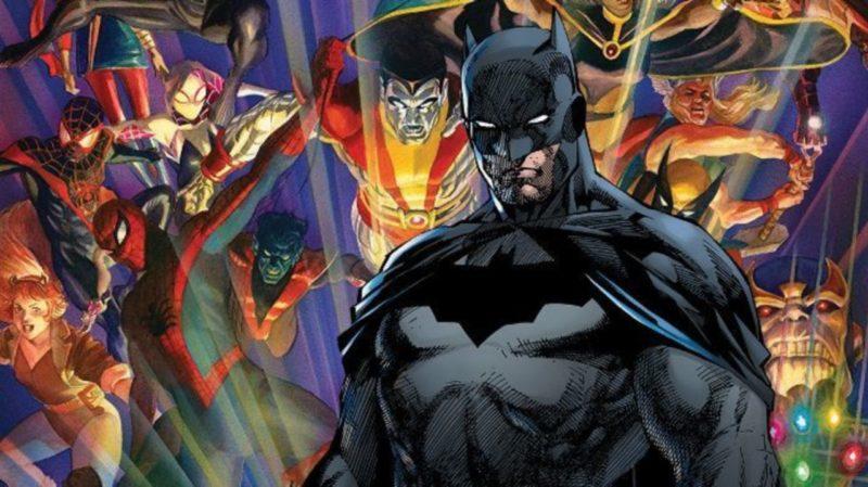 Marvel Comics 1000 Batman