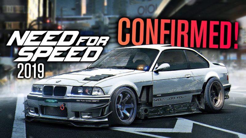 Need for speed 2019 segera dirilis