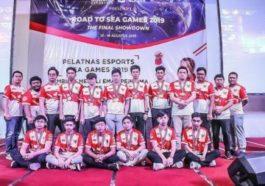 Pelatnas Esports SEA Games 2019