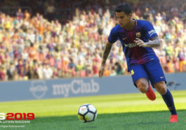Playstation plus pes 2019