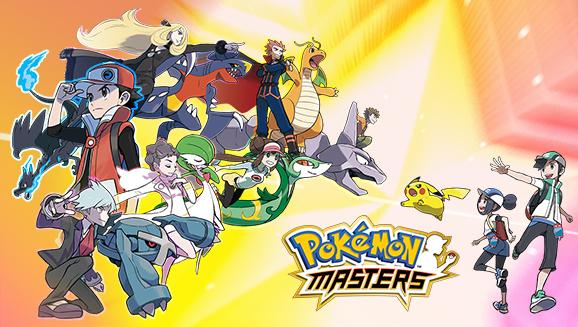 Pokemon Master Hadir Di Android Dan IOS