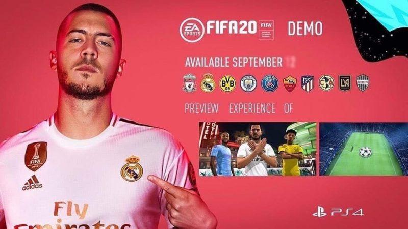 Prediksi Demo FIFA 20