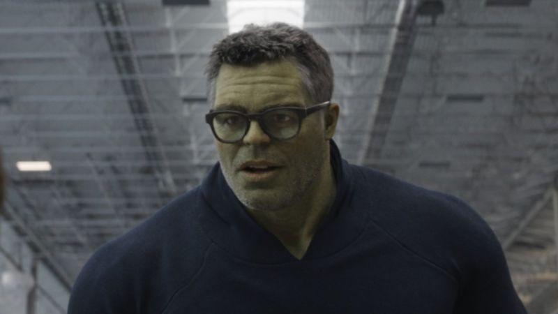 Professor Hulk Endgame
