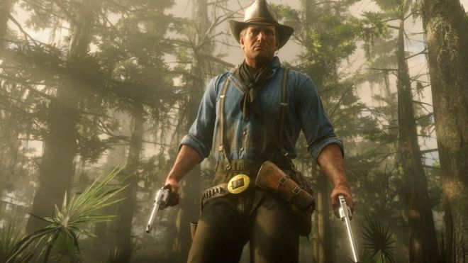 Red dead redemption 2 hadir di pc dan stadia