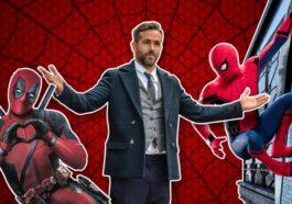 Ryan Reynolds Spider Man
