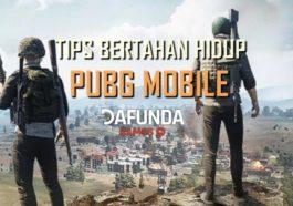 Tips bertahan hidup pubg mobile