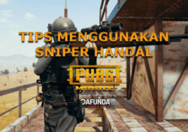 Tips sniper pubg mobile
