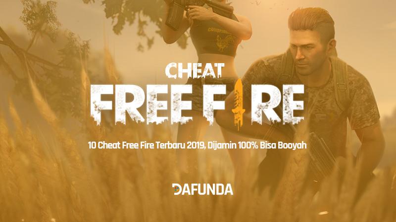 Cheat Free Fire Terbaru 2019