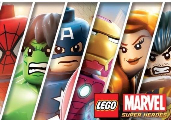 Cheat Lego Marvel Super Heroes