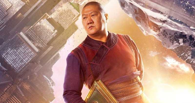 Benedict Wong Doctor Strange In The Multiverse Of Madness