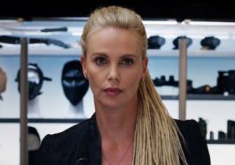 Charlize Theron Fast 9