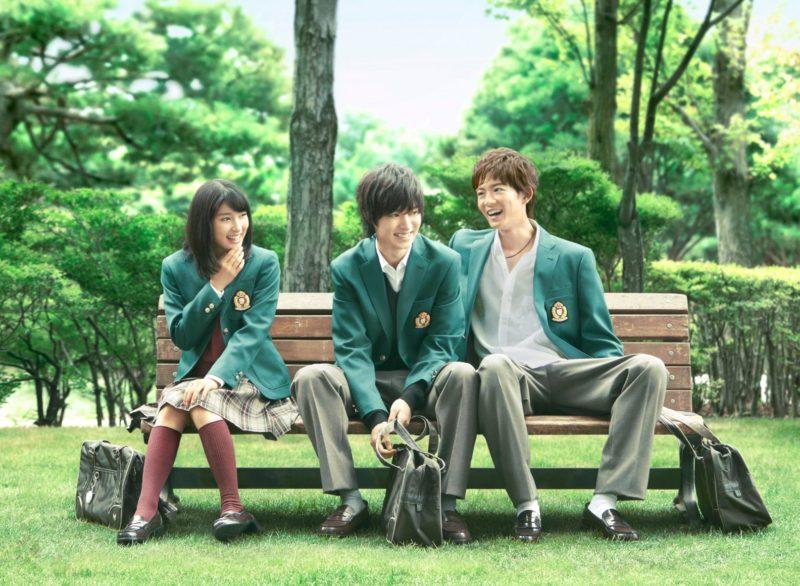 Film Romantis Jepang Orange