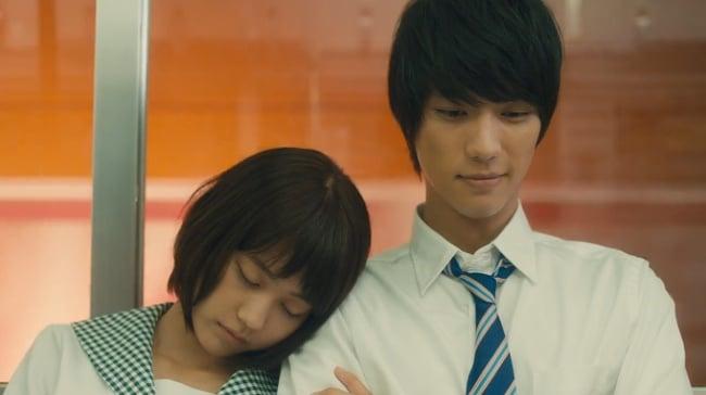 Film Romantis Jepang Strobe Edge