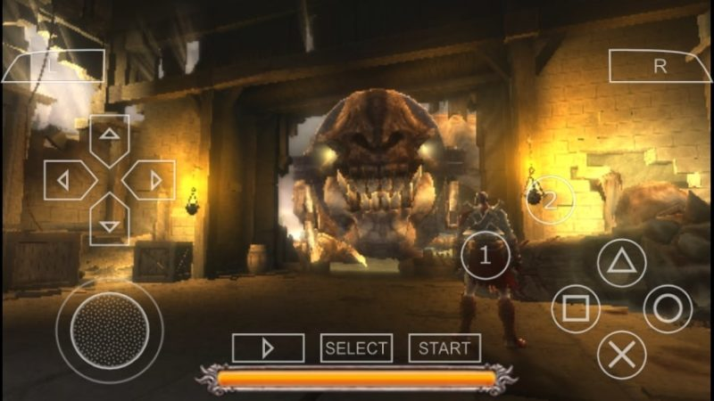 Game Ppsspp Ghost Of Sparta