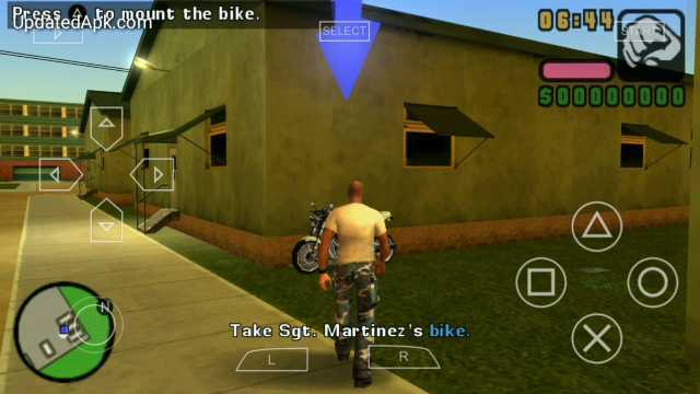 Game Ppsspp Gta Vice City Stories