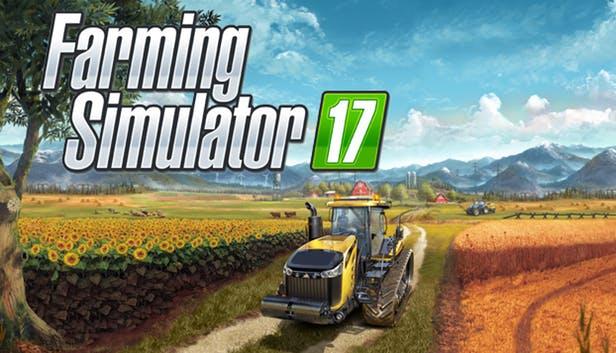 Game Simulator Farming Simulator 17