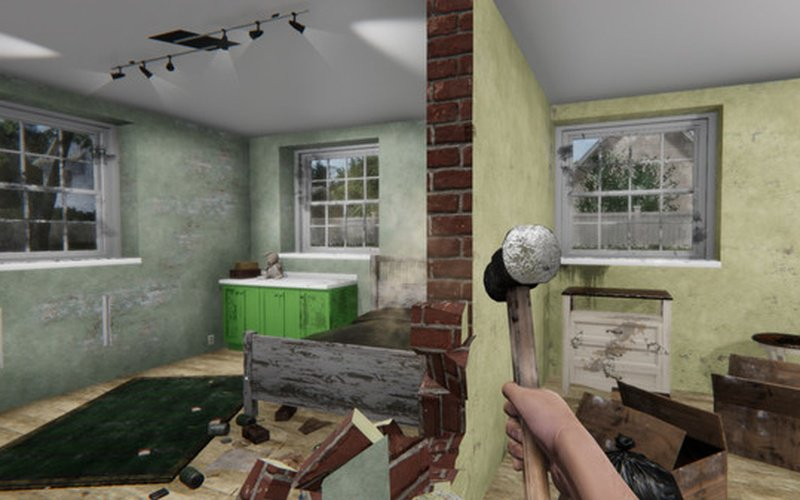 Game Simulator House Flipper