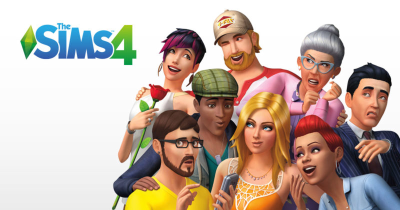 Game Simulator Sims 4