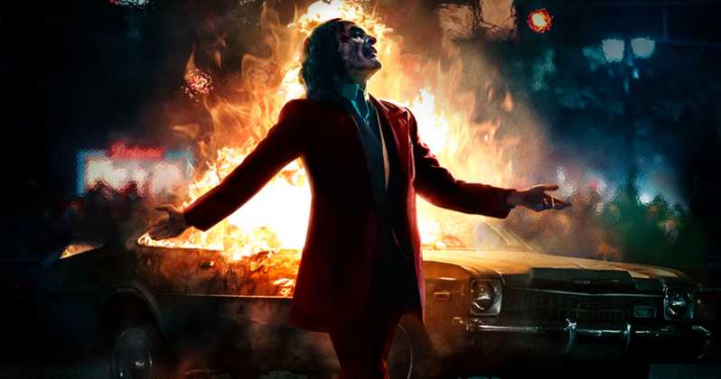 Imax Joker Poster