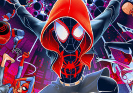 Spider Man Into The Spider Verse Poster Martin Ansin Mondo