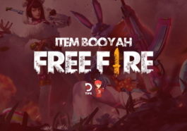 Item Booyah Free Fire