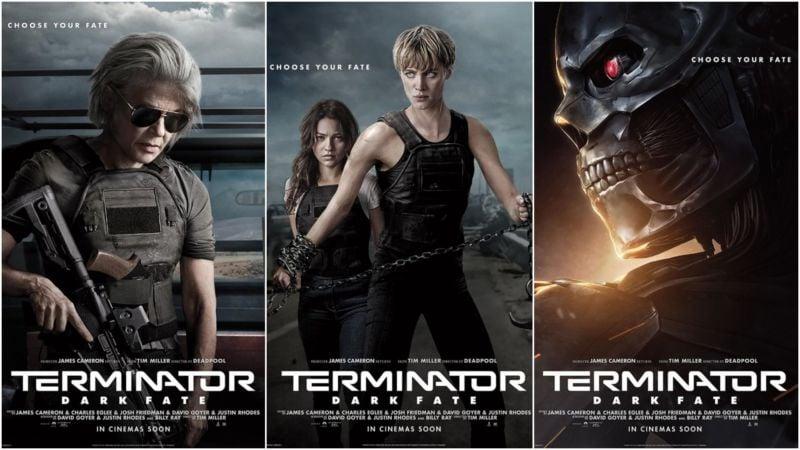 Jadwal Tayang Terminator Dark Fate