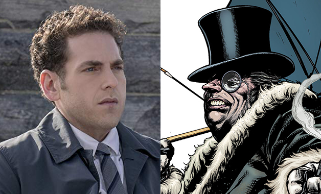 Jonah Hill Penguin The Batman