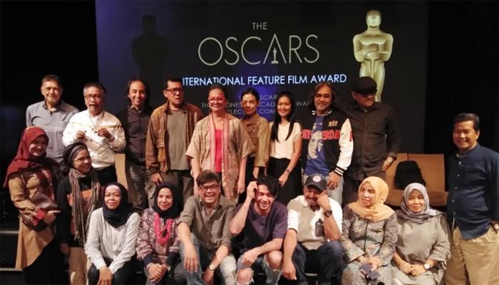 Kucumbu Tubuh Indahku Oscar