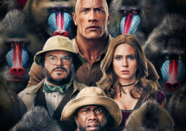 Poster Jumanji Next Level
