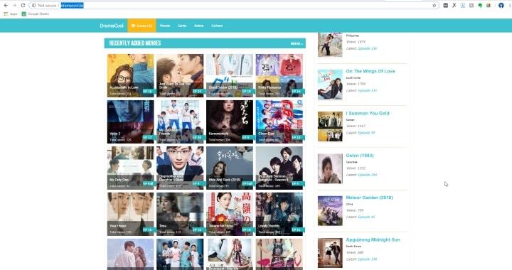 Situs Nonton Drama Korea 10