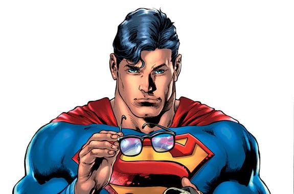 Superman Identitas Asli