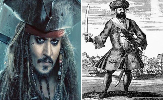 Ternyata Tokoh Jack Sparrow Diambil dari Kisah Bajak Laut Muslim Abad 16!