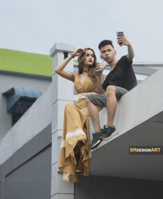 10 Foto Editan Syahril Ramadhan Terkeren, Berasa Seperti Nyata! Dafunda Gokil