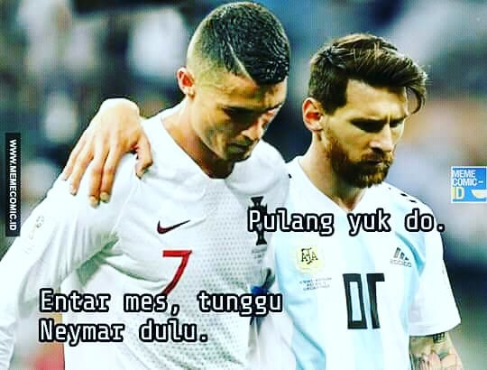 10 Meme Pemain Bintang Pulang Kampung Di Piala Dunia Ini Dijamin Bikin Ngakak