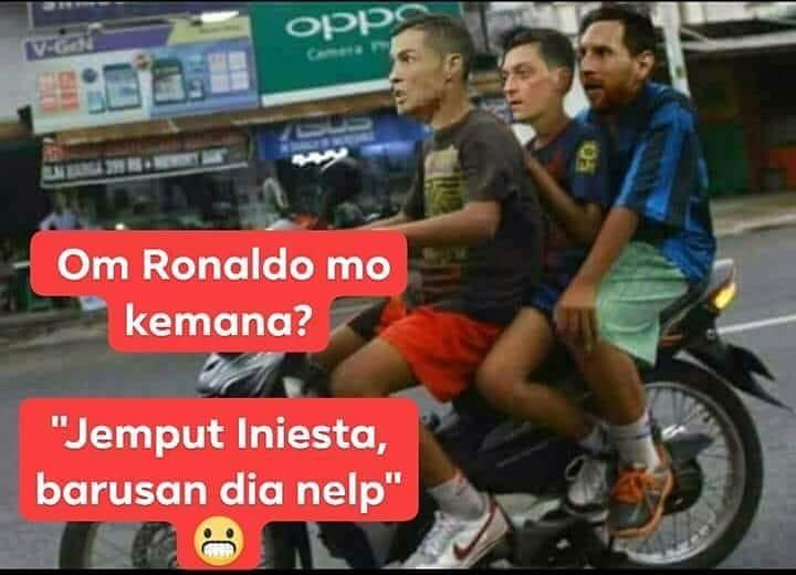10 Meme Kocak Pemain Bintang Pulang Kampung Di Piala Dunia Ini Dijamin Bikin Ngakak! 3