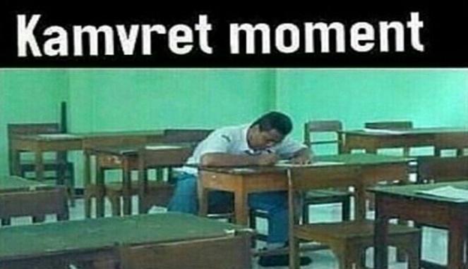 10 Meme Lucu Hukuman Zaman Sekolah Yang Tidak Bisa Dilupakan Ini Bikin Nostalgia Sambil Ngakak! Moment Kamfret