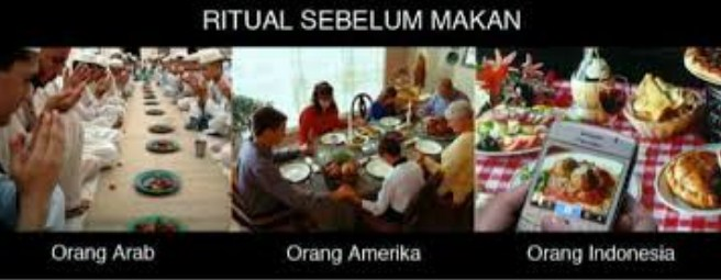 10 Meme Lucu Indonesia Vs Luar Negeri Ini Dijamin Bikin Ngakak! Makanan