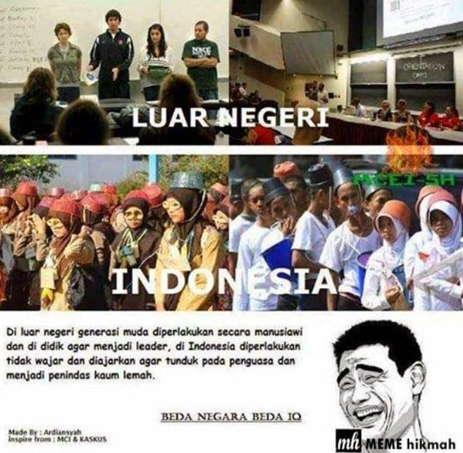 10 Meme Lucu Indonesia Vs Luar Negeri Ini Dijamin Bikin Ngakak! Mouse