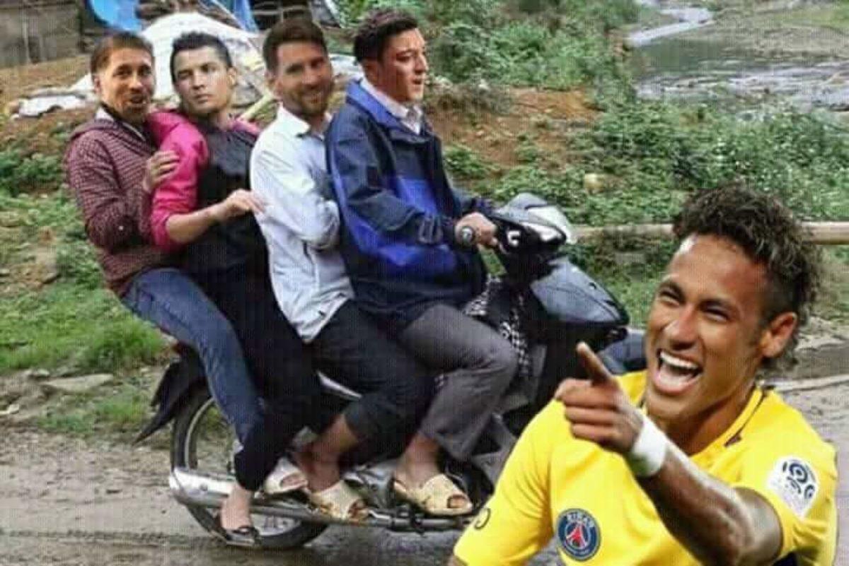 10 Meme Lucu Kemenangan Brazil Vs Meksiko Ini Dijamin Bikin